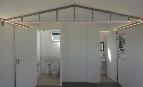 Emgepron centro de visitantes iluminação 06